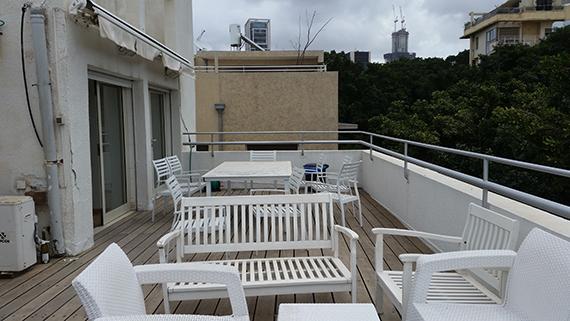 המרפסת לפני עיצוב של מרפסות יפות עיצוב מרפסות