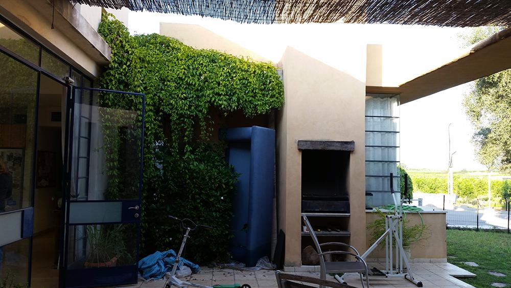 מרפסות יפות לפני תהליך עיצוב המרפסת