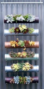 מרפסות יפות עיצוב מרפסת עם צמחיה תלויה