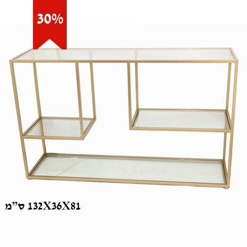 קונסולה-זכוכית-Paphos-מרפסות-יפות-SHOPPING-IL