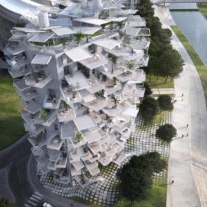 מרפסות יפות עיצוב מרפסת מגדל העץ הלבן