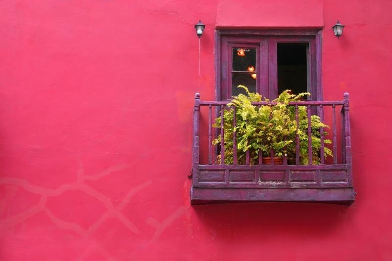 מרפסות יפות עיצוב מרפסת במלגה שבספרד