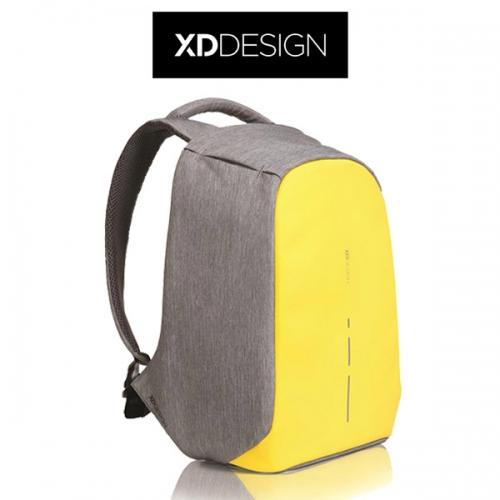 תיק בובי קומפקט צהוב XD DESIGN