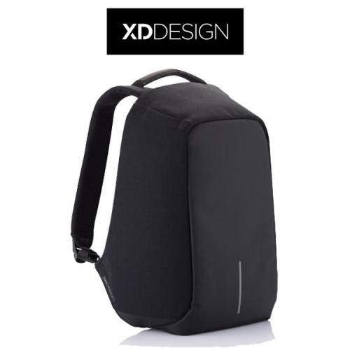 תיק בובי נגד גניבות שחור XD DESIGN