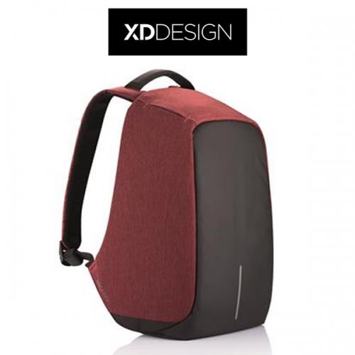 תיק בובי נגד גניבות אדום XD DESIGN