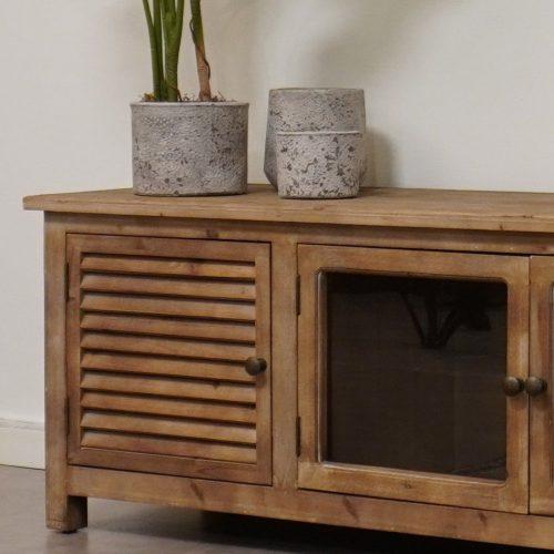 מזנון טלויזיה עץ טבעי, מרפסות יפות לעיצוב הבית