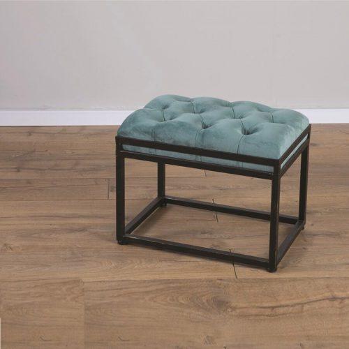 ספסל מיני Blue Velvet