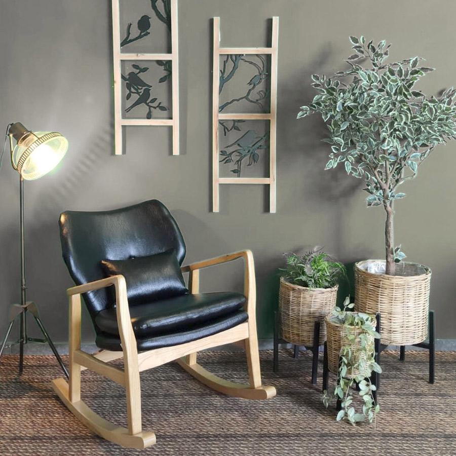 מרפסות יפות כורסא לעיצוב סלון