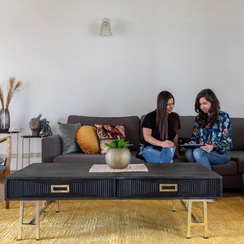 מרפסות יפות STAR שולחן סלון