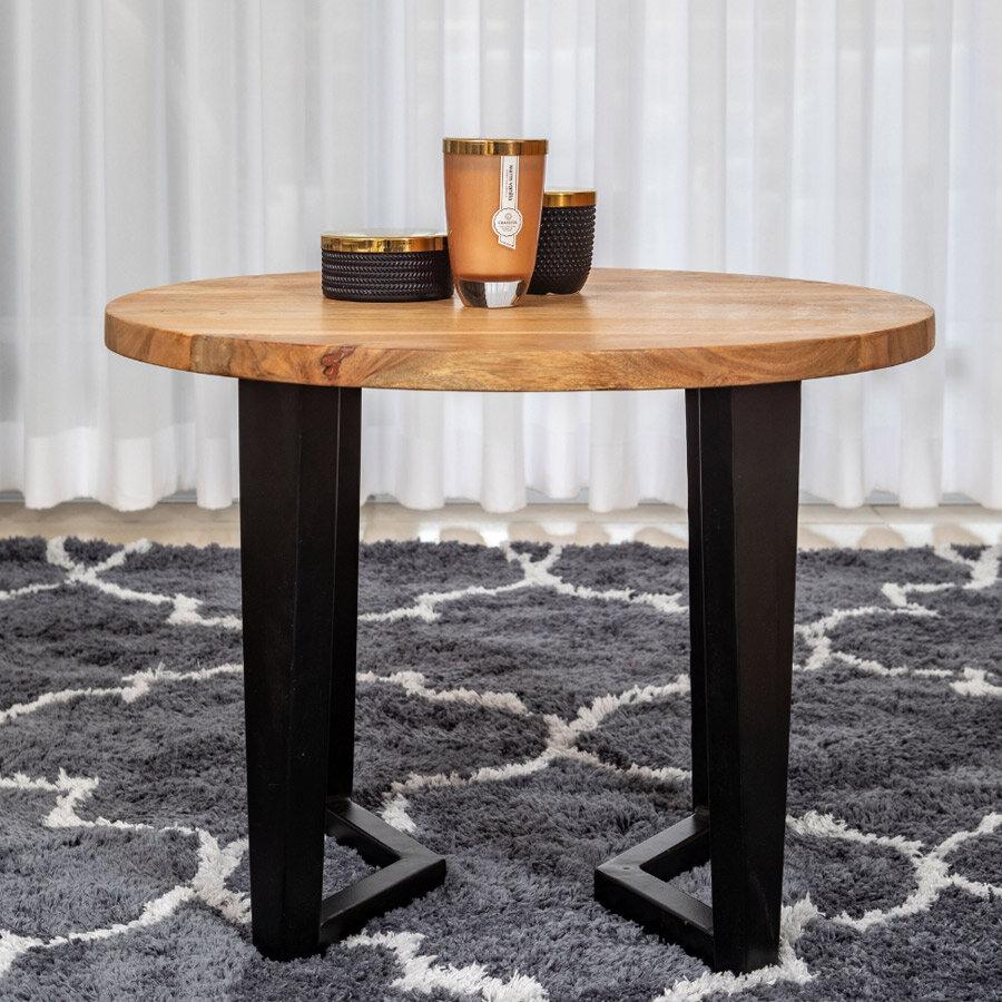 שולחן סלון מעוצב MARY מרפסות יפות 60
