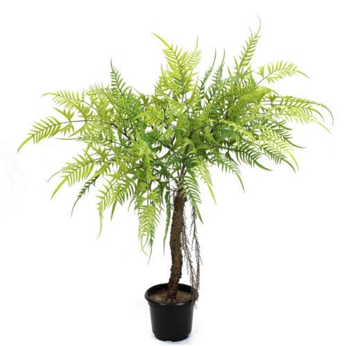 """צמחיה מלאכותית גובה 85 ס""""מ מרפסות יפות 0616"""