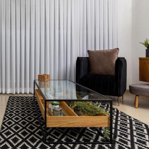 שולחן-סלון-אלמוג-מלבני-בצבע-אלון-מרפסות-יפות