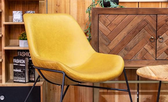 כורסאות מעוצבות וכיסאות לעיצוב הבית והמשרד