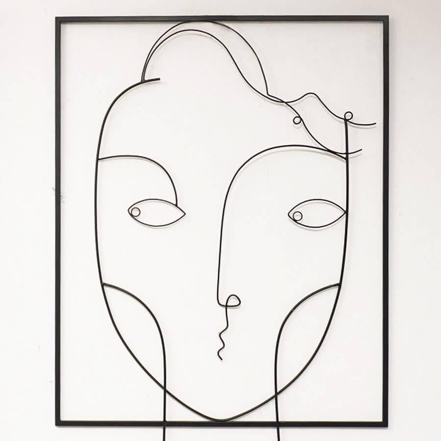 עיצוב פנים תמונת מתכת EVE מרפסות יפות