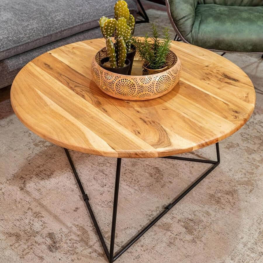 שולחן סלון DALTON מרפסות יפות