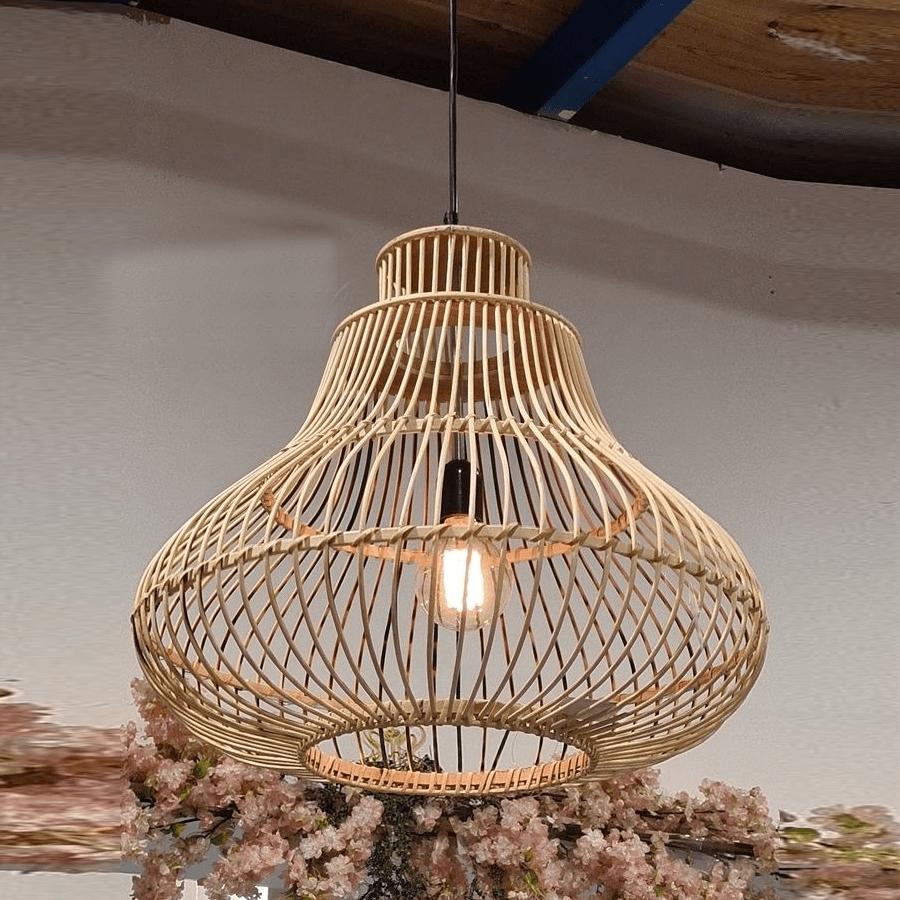 מנורת קש לעיצוב הבית מרפסות יפות ריהוט און ליין