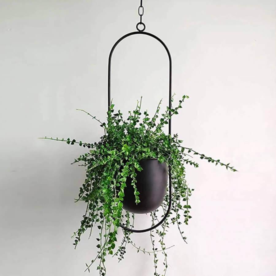 מעמד-עציץ-תלוי-אובלי לרכישה באתר מרפסות יפות